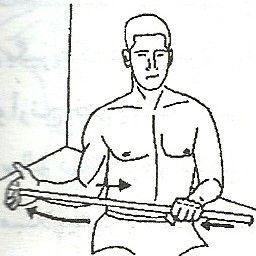 ورزش برای شانه منجمد