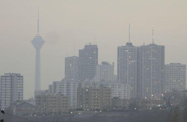 آلودگی هوا و پر خطر شدن ورزش های فضای باز