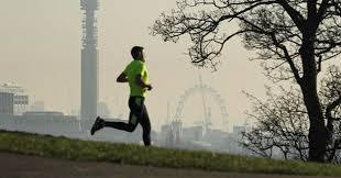 ورزش کردن در هوای آلوده شهری