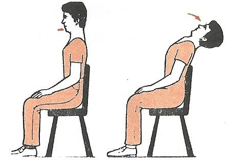 کاهش درد گردن با ورزش