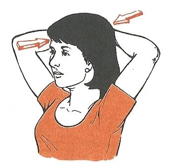 ورزش ایستا برای درمان گردن درد