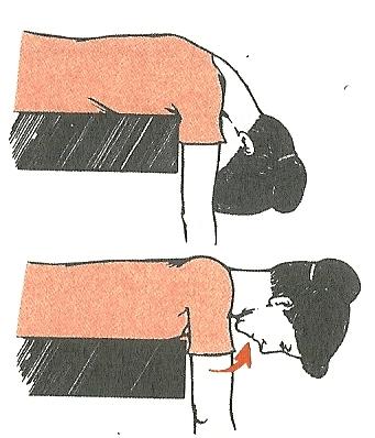ورزش های ایزوتونیک (پویا) برای تقویت عضلات گردن